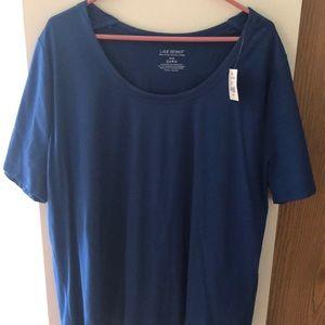 Women's Scoop Neck Shirt NWT